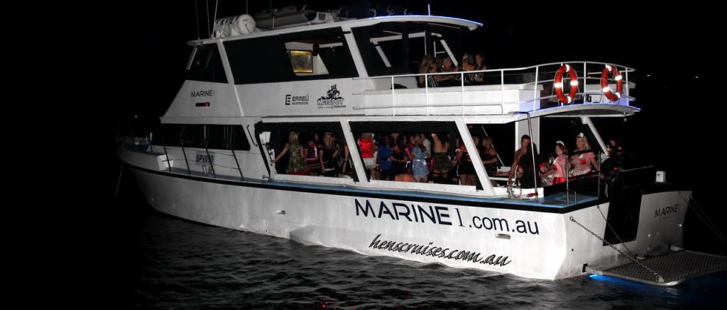 Marine1 Hens Cruise featured Image